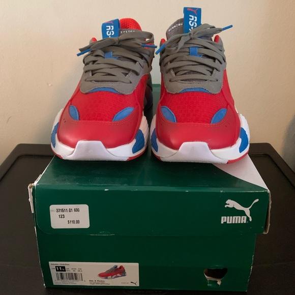 Puma Shoes | Rsx Retro | Poshmark
